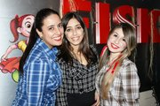 Anadely, Gaby, Jéssica