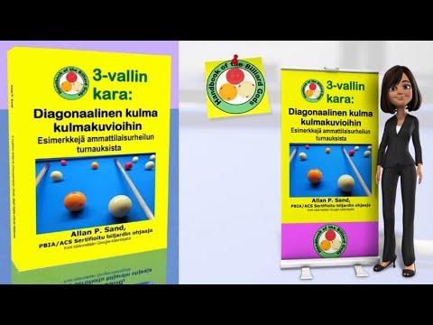 Varaa video 3-vallin kara: Diagonaalinen kulma kulmakuvioihin (fi)