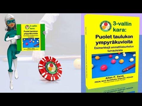 Varaa video 3-vallin kara: Puolet taulukon ympyräkuvioita (fi)