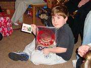 Snowfall &  Christmas 2009 010