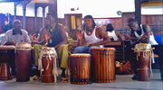 Silimbo drummers