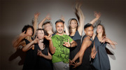 """""""Right Jab, Left hook and other musical notes"""" by Roger Sinha 2011/ Winnipeg Contemporary Dancers"""