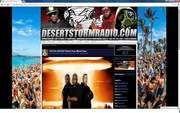 Young Gifted featured On Desert Storm Radio