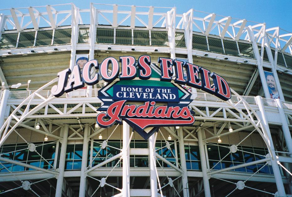 Jacobs Field 2004