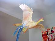 Phoenix by Ikuo Anazawa