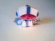 Papercraft Paradise x Dolly Oblong