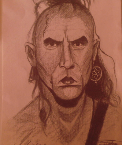 The last of the Mohicans - Magua