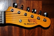 the bluescaster headstock