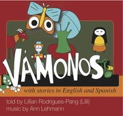 CD - Vamonos with stories in English and Spanish