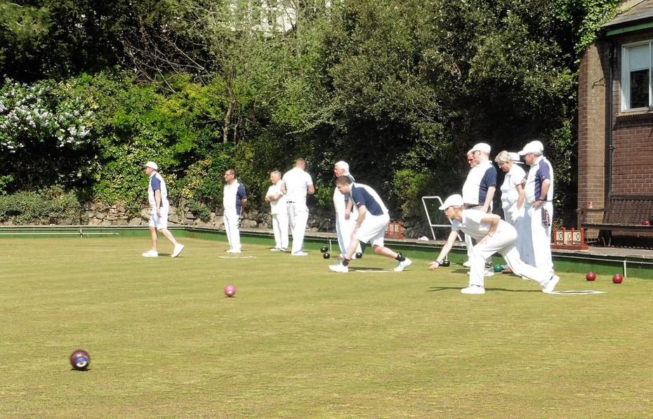 St. Andrews bowling club.