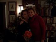 Felicia and I