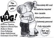 Hug prescription