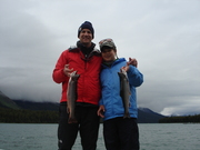 A Great Father Son fishing Trip.
