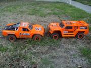 Good Day For Team Speed - Dakar