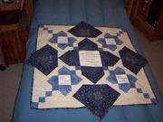 Recently quilted projects