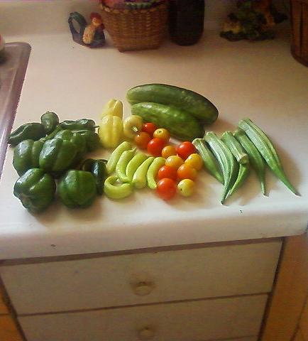 Fruit & Vegetables - '10