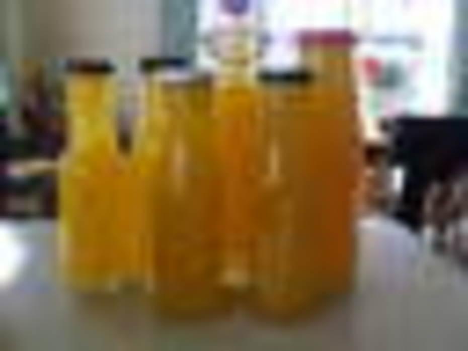 lemon barley cordial