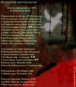 PAZ Poema de Sílvia Araújo Motta