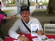 Presentación de mi libro en la FILVEN, Venezuela.