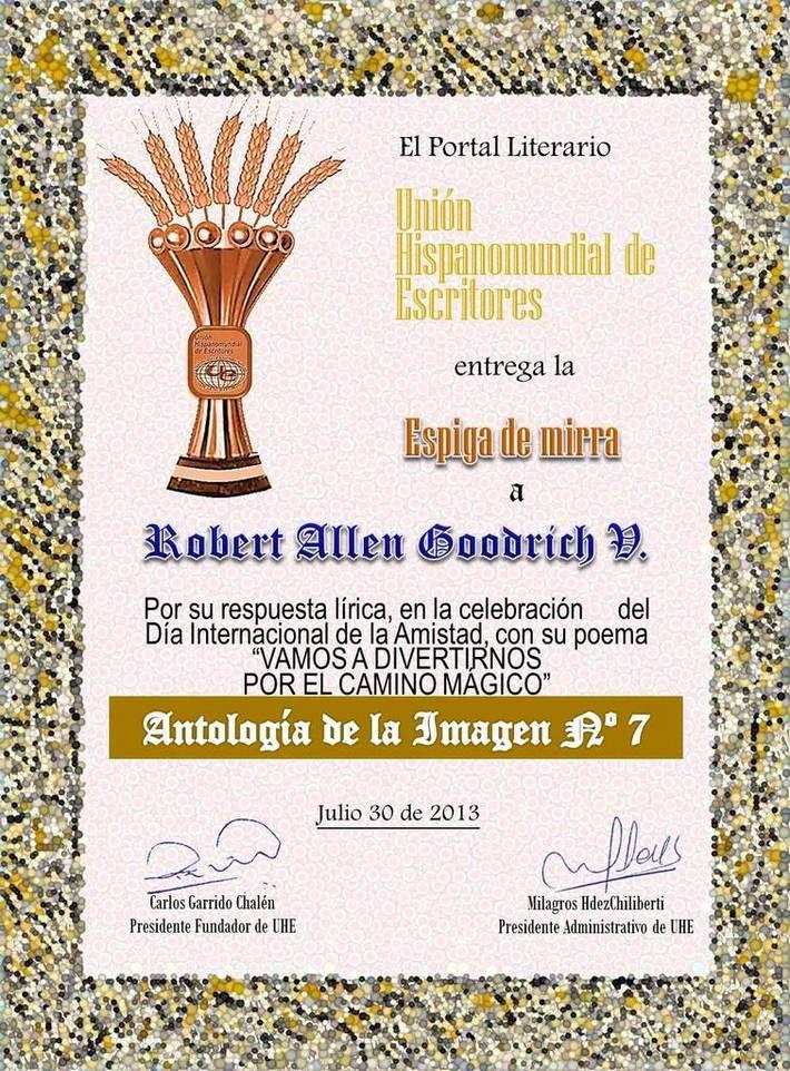 RobertAllenGoodrichV Espiga de Mirra UHE 2013