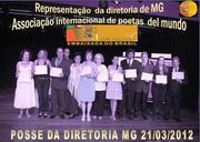 organização de poetas del mundo de Minas Gerais Brasil