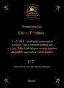 Acadêmico da Alubra_Sidnei Piedade