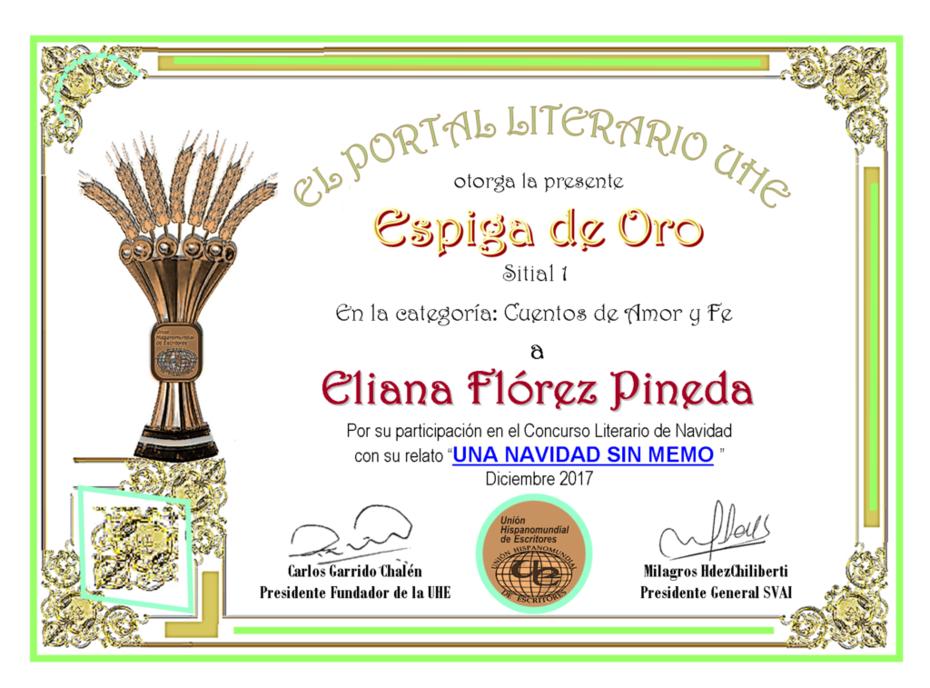 ELIANA FLÒREZ PINEDA