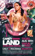 8-18-11 Insomnia Candy Land