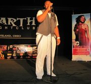 On Stage at Earth Night Club in Cleavland. #S/O 2 Kermit Henderson & ECMD