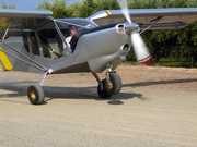 STOL CH 750: Taxiing on main gear