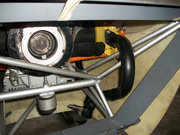 Converted VW installation for STOL CH 701