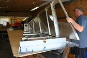 STOL CH 750 rear fuselage