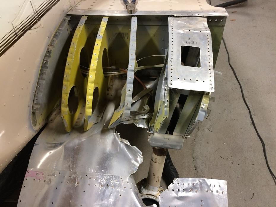 Starting repairs