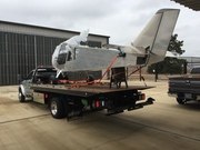 Moving the CH 750 Cruzer