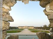 Schloss Schonbrunn Framed