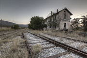 Σιδηροδρομικός Σταθμός Πλατανιάς