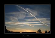 Heavenly Brush Marks