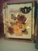 Butterfly and Roses are my Favorite