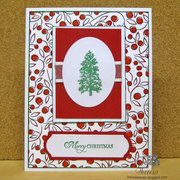 Simple Tree Card Day 5