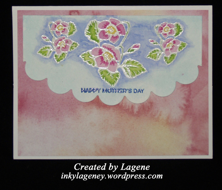 (2018 c66) Mother's Day Watercolors