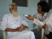 An interview Sundarlal Bahuguna