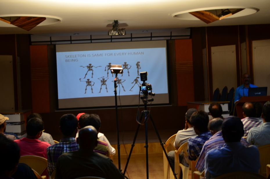 Work Shop on Peace with HIt Films - The Indian Aesthetic Science Behind Successful Film Stories