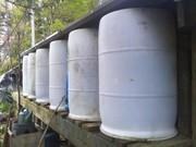 Ehben Eliot Vertical Rain Barrel Gang