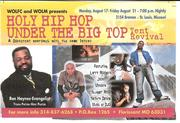 Holy Hip Hop Under the Big Top!!