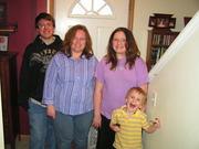 Karen & Kids 2008