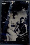 Elizabeth and Retti Routsong