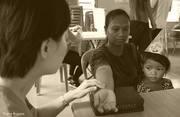 《国际志工巡回医疗服务队~马兰站》