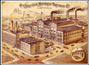 The Christian Moerlein Brewing Co. 1800