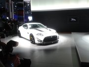 New York Int'l Auto Show - Jaguar F-Type R