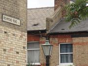 Street sign Richmond Rd